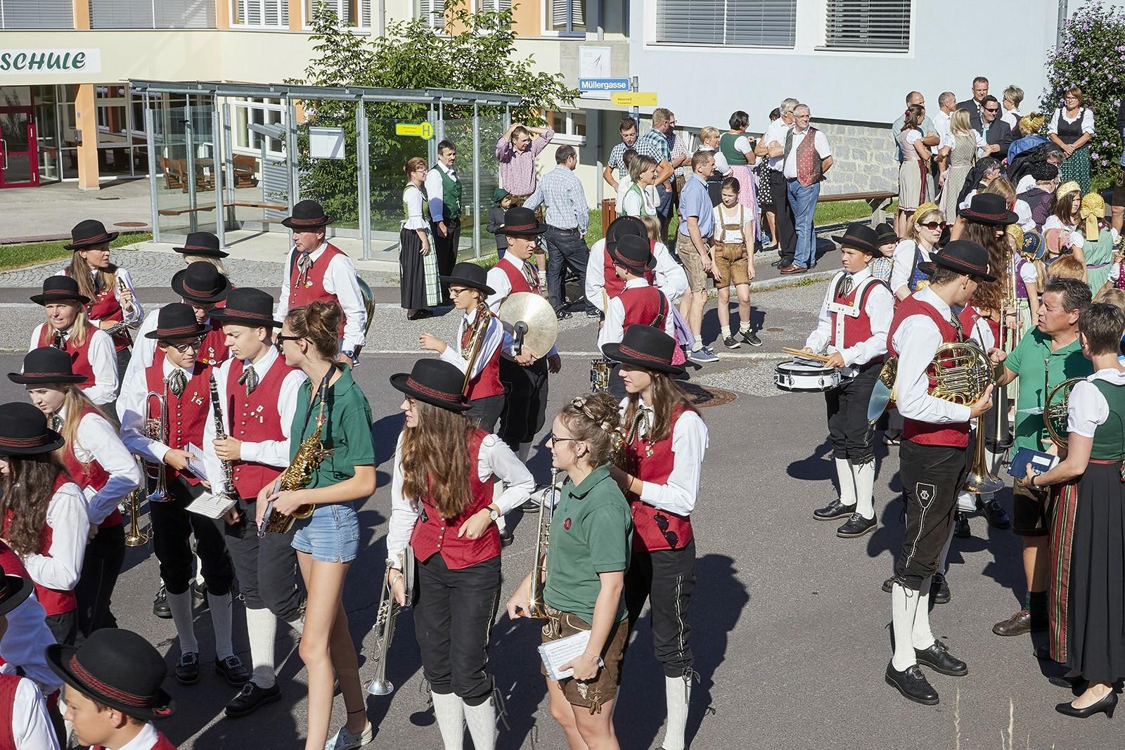 Marktfest 2018 – Musikverein Vorderweißenbach